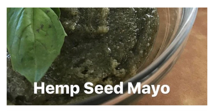 Hemp Seed Mayo Recipe