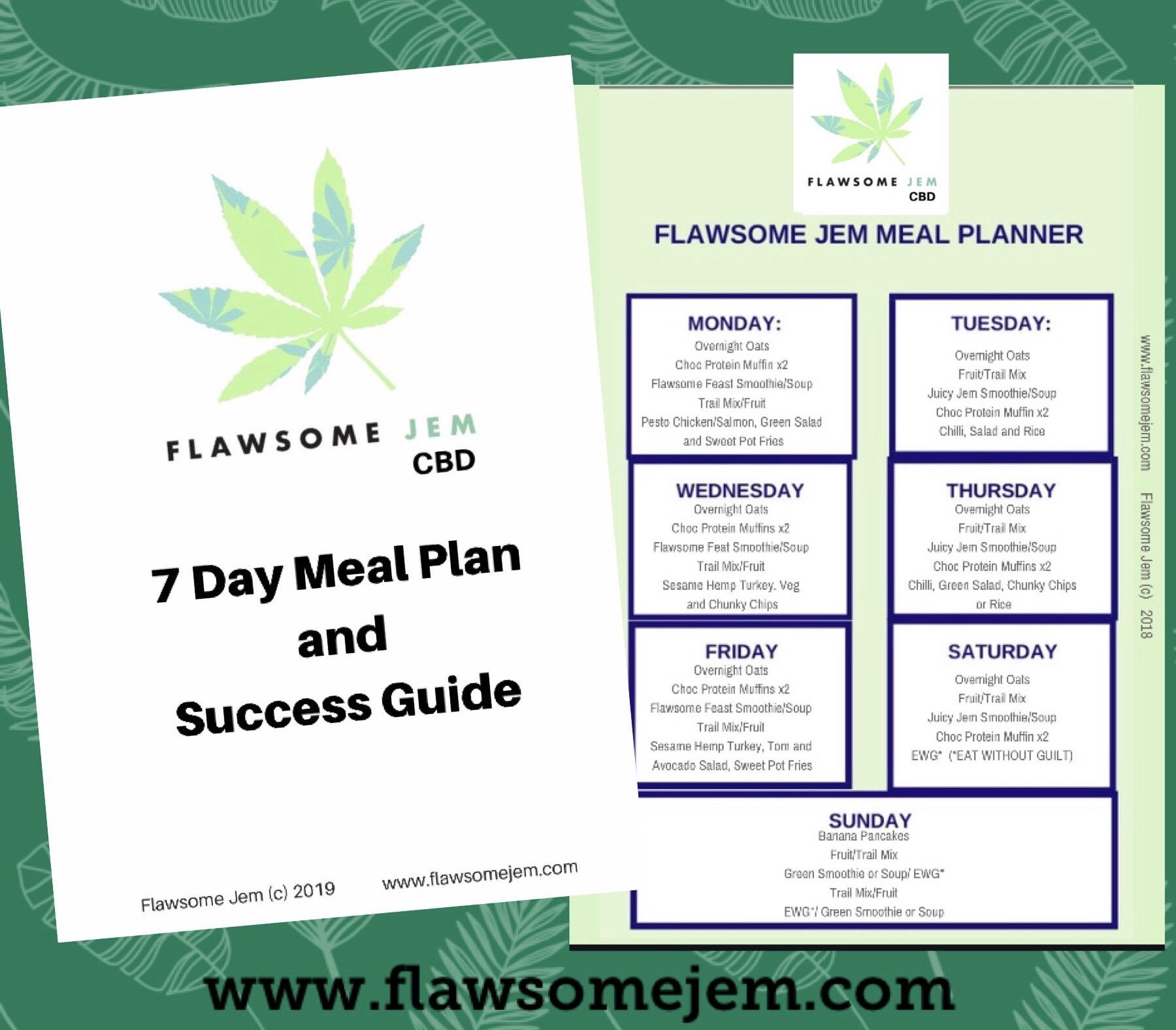 Hemp based Meal Plans