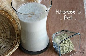 Hemp Milk Recipe
