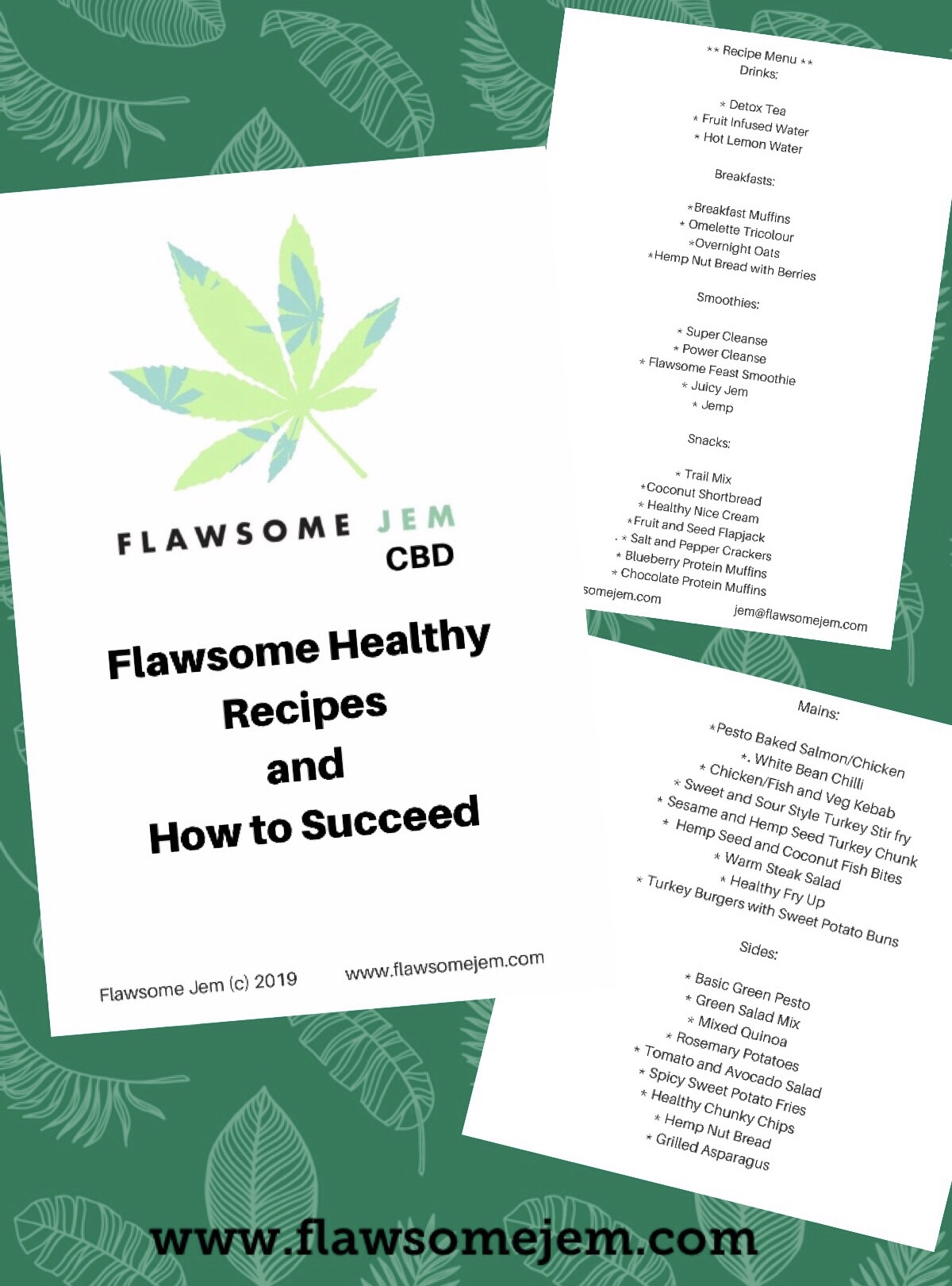 Flawsome Recipes and How to Succeed Guide
