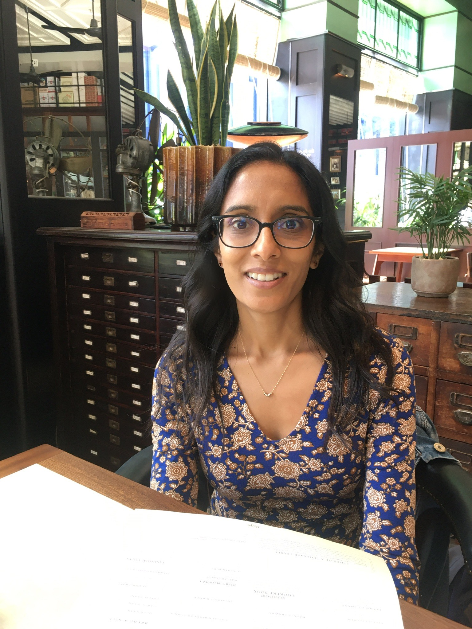 Interview with Anupa Roper
